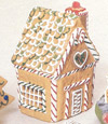 Ginger House Cookie Jar