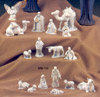 17 Piece Nativity