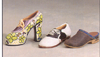 3 Collectible Shoes