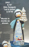 Let it Snow Penguin