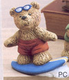 PC Bear Surfer