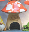 Dome Mushroom with Door