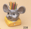 Mouse Toothpick Holder