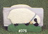 Sheep Napkin Holder
