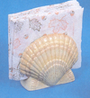 Shell Napkin Holder