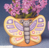 Butterfly Pot or Lite